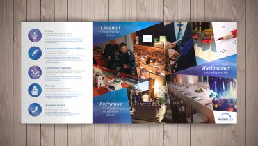 Design & layout of leaflets, flyers, catalogues…
